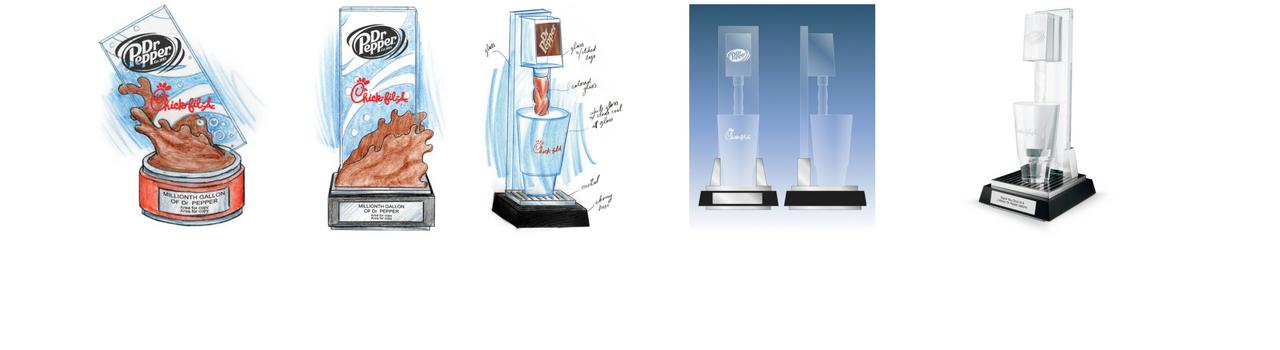Custom Award Creative and Design Services