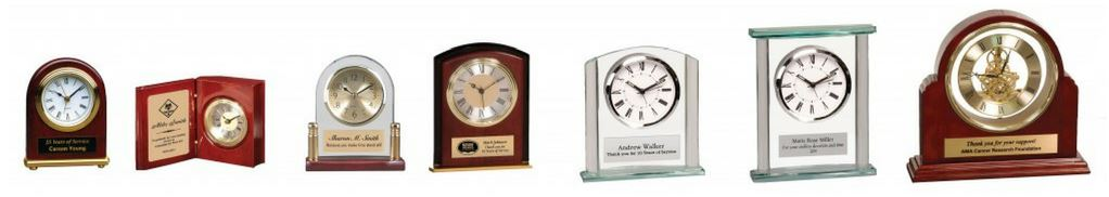 Traditional Recognition Clocks
