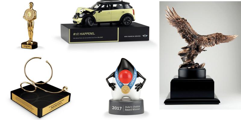 custom statue awards