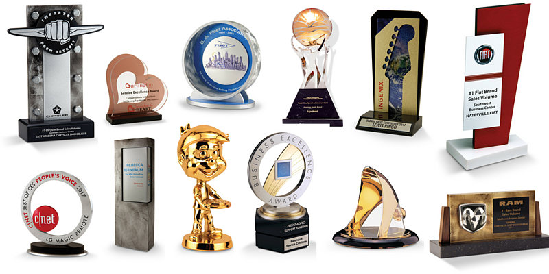custom and branded awards