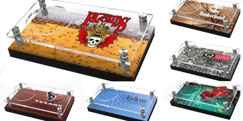 custom branded desk accessories