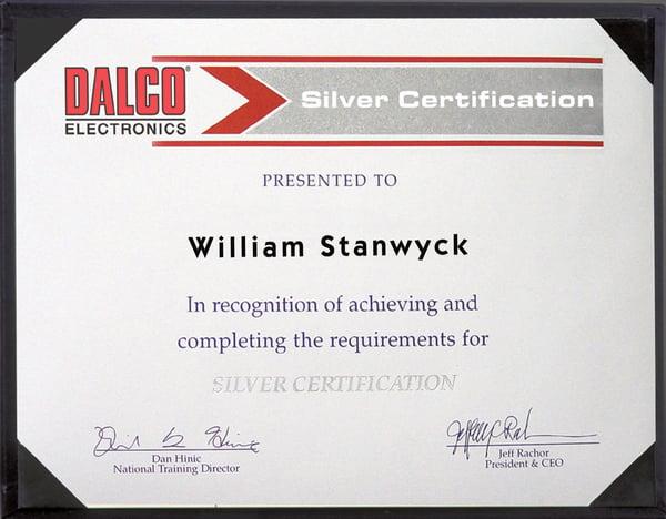 Ribbon Corner Certificate Holder