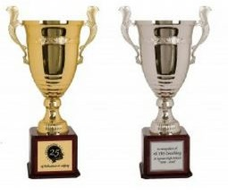 Traditional Recognition - trophies