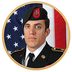Staff Sergeant Alex Viola